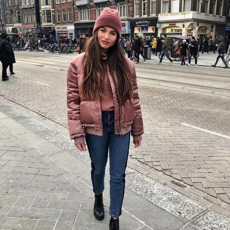 38 Cool Winter Outfit For Street Style That You Must Try