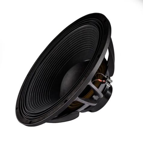 "21"" Neodymium Subwoofer Speaker 1500w RMS Sub Bass Woofer 4 Ohm - BWN21V2"
