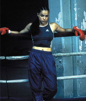 tough girl michelle rodriguez in girl fight.