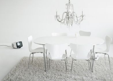 Superb Super Elliptical Table   Fritz Hansen   1690u20ac Scandinavia Design