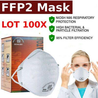 maske n95 virus