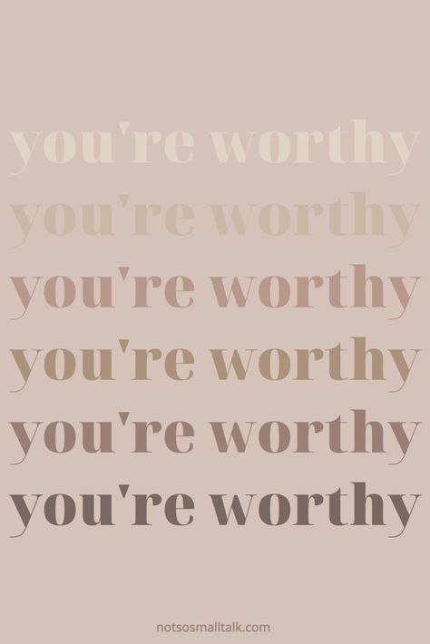 Are you struggling to see your value? We're all flawed and still worthy of love and belonging. I hope you will remember that your true identity is found in Christ alone. Even though the world tries to tell you what you're worth, allow God's truth to be the bigger voice. I hope my words and scripture remind you that you are worthy.
