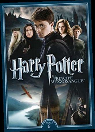 Harry Potter E Il Principe Mezzosangue Film Completo Hd Streaming Italiano The Well