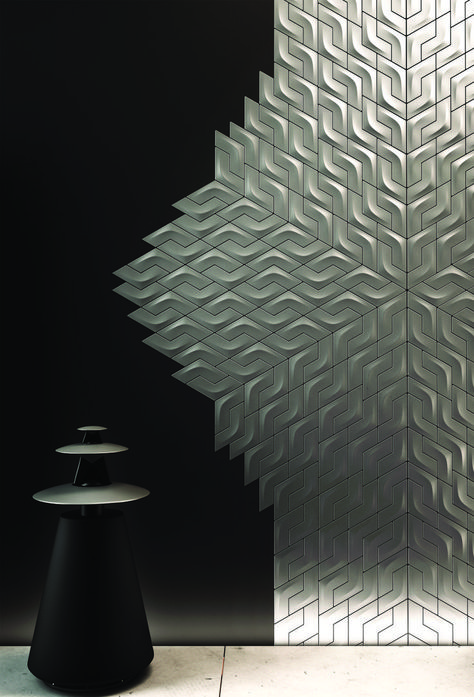Tiled Wall Candy   Interior Tiled Wall Design