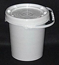 2 5 Gallon Open Head Plastic Bucket Plastic Buckets Plastic Pail Bucket