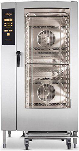 Retigo O2011ic 20 Grid Electric Combination Oven Combination Oven Combi Oven Toaster Oven