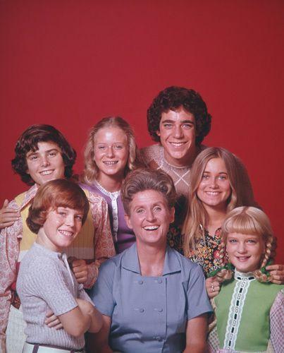 Pin By O Dell Tres On Marcia Brady And Ann B Davis The Brady Bunch Brady Family Old Tv Shows