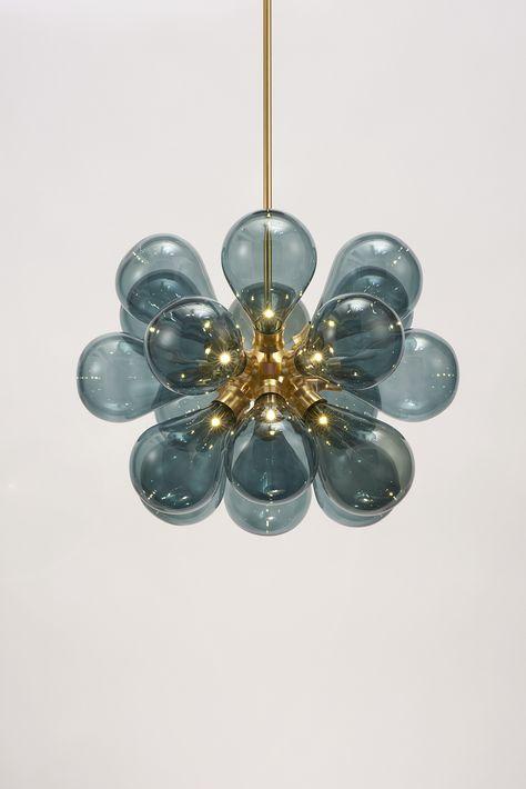 20 maravillosas lámparas por las que suspirar