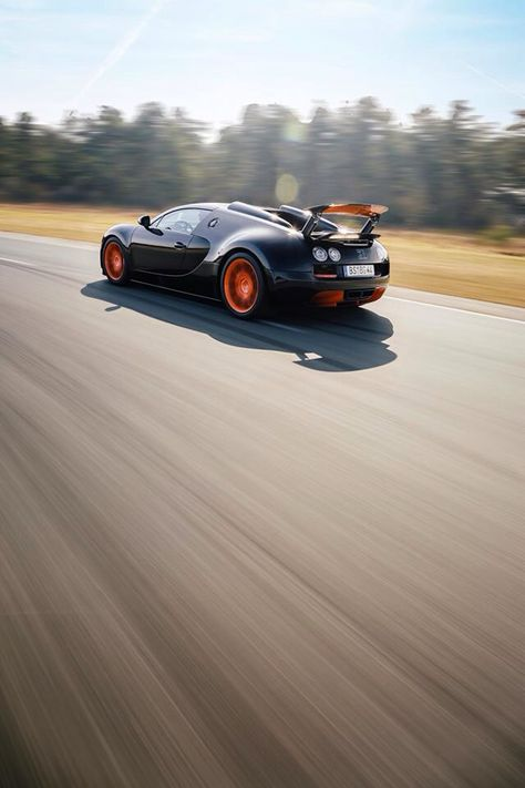 Bugatti, Bugatti veyron