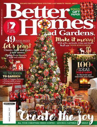 f3fd7c203698d000e33165df16a26865 - Better Homes And Gardens Christmas Magazine 2017