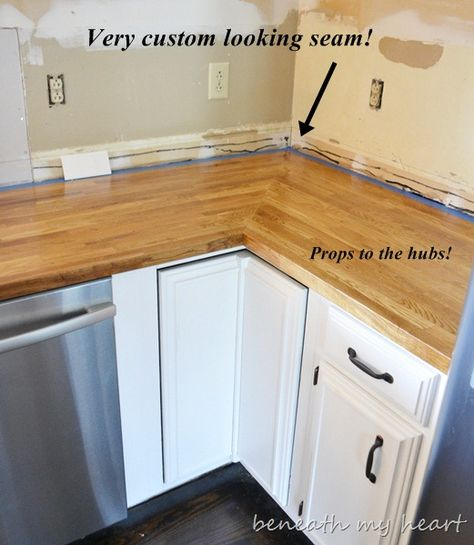 Ikea Butcher Block Countertop Answers To Your Questions Kuche