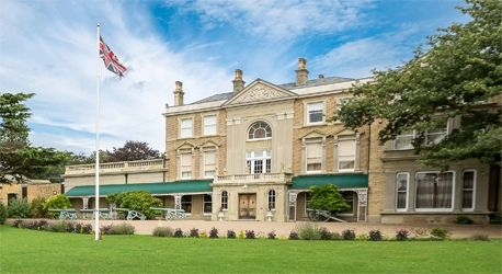 Quex Park Is Located In Birchington Kent And Contains A Museum Stately House Wedding Venues