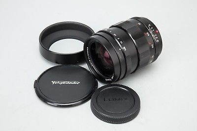 Voigtlander Nokton 25mm F 0 95 F0 95 Type Ii Lens Fr Micro Four Thirds M43 Mount Electronic Products Stuff To Buy Lenses