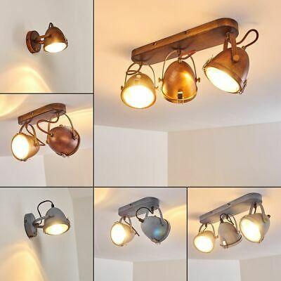 moderne Decken Lampen Leuchten Flur Schlaf Wohn Zimmer Raum Beleuchtung Vintage