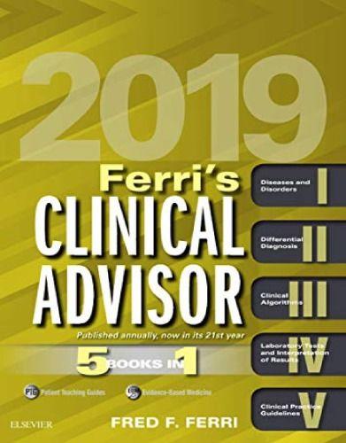 Ferri S Clinical Advisor 2019 Clinic Medical Library Free Medical