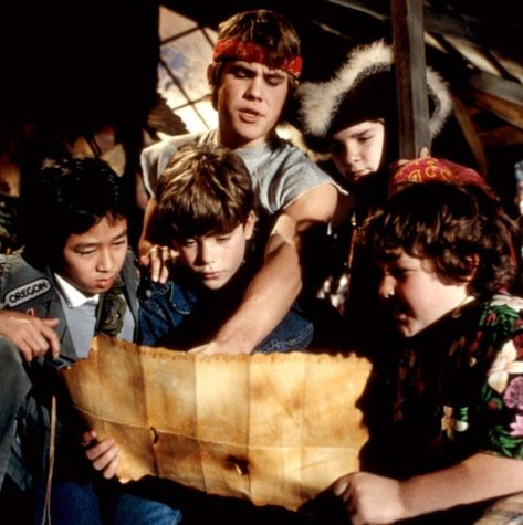 The Goonies Cast Reunited With Josh Gad to Read Some of the Film's Most Iconic Scenes