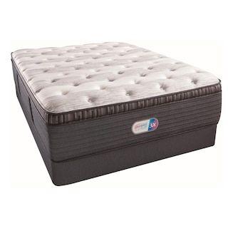 Simmons Beautyrest Platinum Clover Springs Luxury Firm Pillow Top