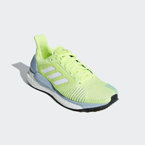 Solar Glide ST Shoes Yellow 5 Womens in 2019   Products