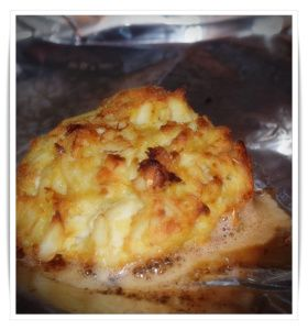 Back In The Day Crab Cakes Yayas Crab Cakes Not Fried Mine Crab Cakes Crab Food