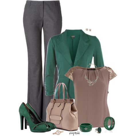 """""""Contest: Blazer Baby"""" outfit by exxpress Komplette Outfits, Fashion Outfits, Womens Fashion, Work Outfits, Workwear Fashion, Work Fashion, Professional Wardrobe, Business Attire, Business Fashion"""