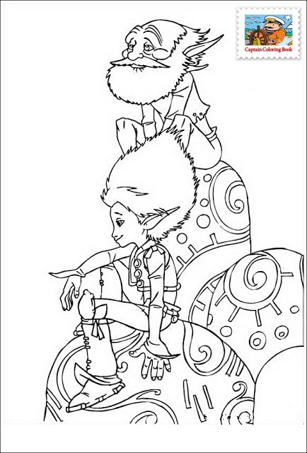 Arthur And The Minimoys Coloring Games For Kids, Coloring Books, Coloring  For Kids