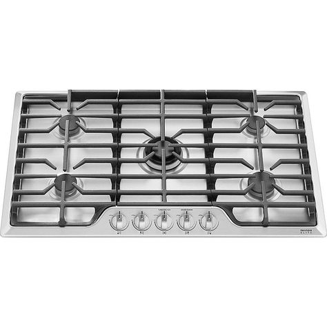 815 Kenmore Elite 32713 36 Gas Cooktop Stainless Steel Sears Outlet