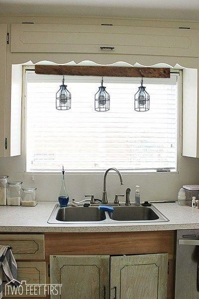 Lighting Above Kitchen Sink Inspiration Lighting Above Kitchen