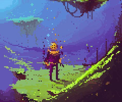 pixels by Egor Kuznetsov