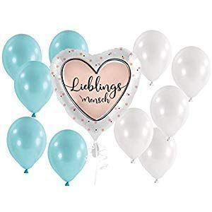 Mr. Leon Lieblingsmensch Luftballon #Spielzeug #Hobbys