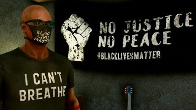 Black Lives Matter At Fallout 4 Nexus Mods And Community Black Lives Matter Black Lives Lives Matter