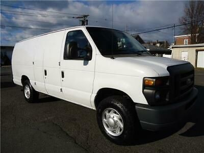 Ebay Advertisement 2012 Ford E Series Van Super Duty Commercial