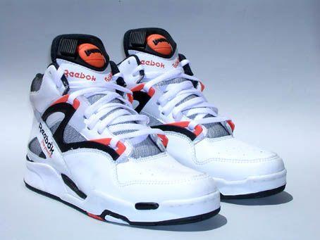 reebok pump trainers 90s