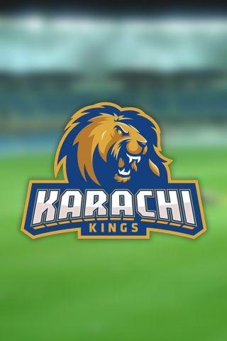 Mobile Background Wallpaper Of Karachi Kings Pakistan Super League Cricket Team Salman Iqbal Owner Imad Cricket Wallpapers Cricket Team Pakistan Cricket Team