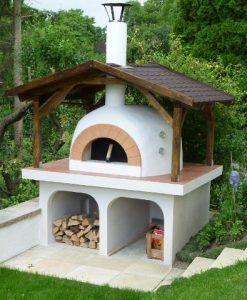 Les Cheminees Pizzaofen Steinofen Brotbackofen Holz Gas Kuppelofen De Pizzaofen Garten Holzbackofen Garten Diy Pizzaofen