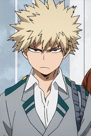 Katsuki Bakugou Screenshot Hero My Hero Academia Manga
