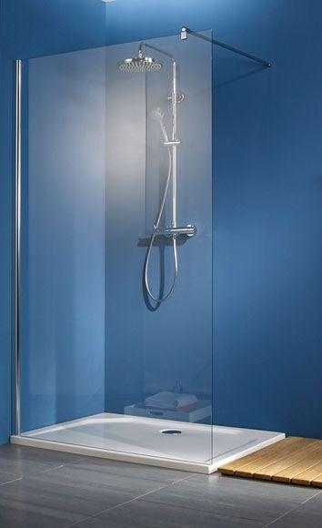 Hsk Walk In Premium 2 Eine Duschwand Mit Schick Und Bewahrter