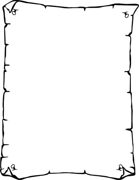 Old Paper Border Borders For Paper Old Paper Page Borders Design