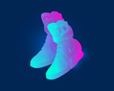 72 Best SHOES GRAPHIC images   Sneaker art, Shoes, Sneaker