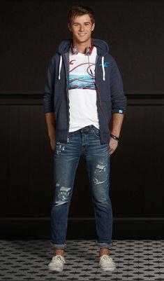 Simple Casual Outfit Idea For Teen Boys 06