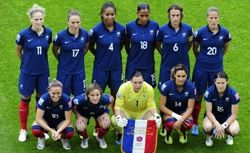 After years of working just as hard but for less, england's female team are getting paid equally. French Women S National Football Team National Football Teams National Football Popular Sports