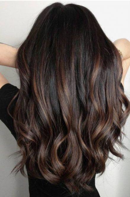 Super Hair Dark Caramel Haircolor Ideas Hair Color For Black Hair Brown Hair Balayage Black Hair With Highlights