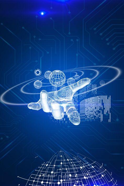 Blue artificial intelligent technology