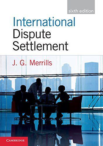 Download Pdf International Dispute Settlement Free Epub Mobi Ebooks Textbook Ebook Online Marketing Tools