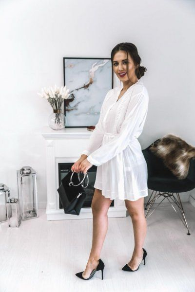 9ca005774b0d77 TUNIKA PANKY WHITE - Sprzedaż odzieży online dla kobiet, sukienki, koszule,  swetry,
