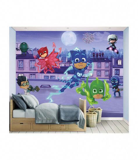 Want To Make Your House Feel Like New Want To Improve The Appeal And Sale Ability Of Your Home It Is Si Boys Room Mural Nursery Room Decor Girl Toddler Rooms