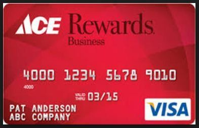 Ace Rewards Visa Business Card Online Login How To Apply A Card Issued By The Us Bank Is Created For Entrepre Credit Card Apply Visa Credit Card Online Login