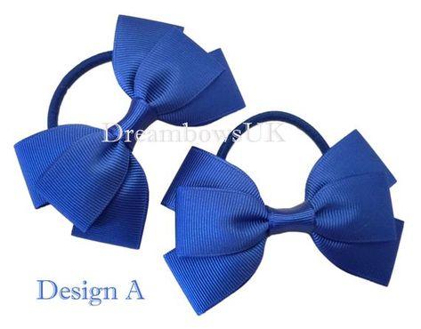 Jemlana/'s school hair clips for girls. set of 2