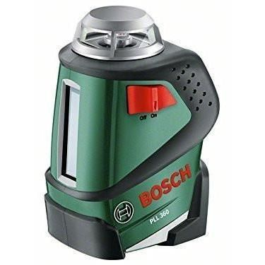 Bosch Gll 2 20 360 Degree Self Leveling Line And Cross