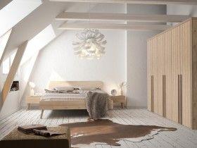 Chambre A Coucher Complete Stuga Volwassen Slaapkamer Ledikant Slaapkamer