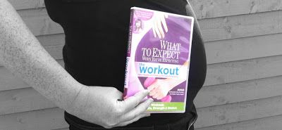 Pregnancy Fitness What To Expect The Workout DVD